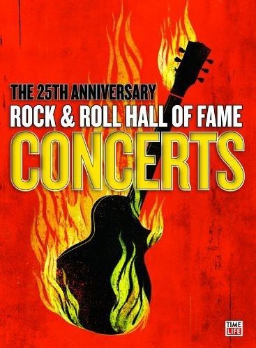 The 25th Anniversary Rock & Roll Hall of Fame Concerts (DVD Set) New