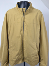 "Mens Timberland 2XL/2XG Lined Full Zip Jacket Chest Measures 27"" Across - $9.99"