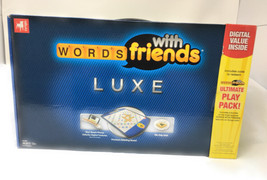 Words With Friends Board Game With Digital Game Pack - $19.99