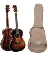 Morgan Monroe MG-0014E Beautifully Distressed Wood Acoustic/Electric Guitar - $499.95