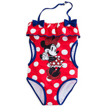 """Disney Store Minnie Mouse """"Summer Sparkler"""" Swimsuit for Girls - $23.50"""