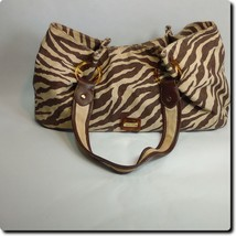 Relic Zebra Stripe Canvas Bag - $24.10