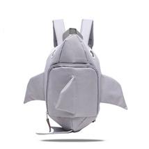 Fashion leisure small shark cute children backpack - $26.00