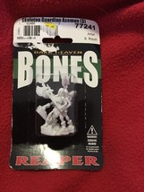 Reaper Bones 77241 Skeleton Guardian Axeman (3) - $6.80