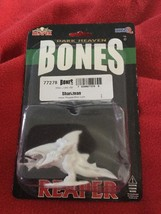 Reaper Miniatures Sharkman #77278 Bones Plastic D&D RPG Mini Figure - $4.00