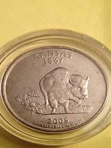 2005 P Kansas US States Quarter Series - $9.00