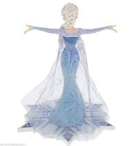 Disney Frozen Elsa Figurine Snowflake Base Theme Parks  - $79.95