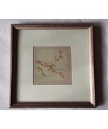 "Framed Matted Cherry Blossom Print by Blum Wall Art Picture Hanging 10"" ... - $27.79"