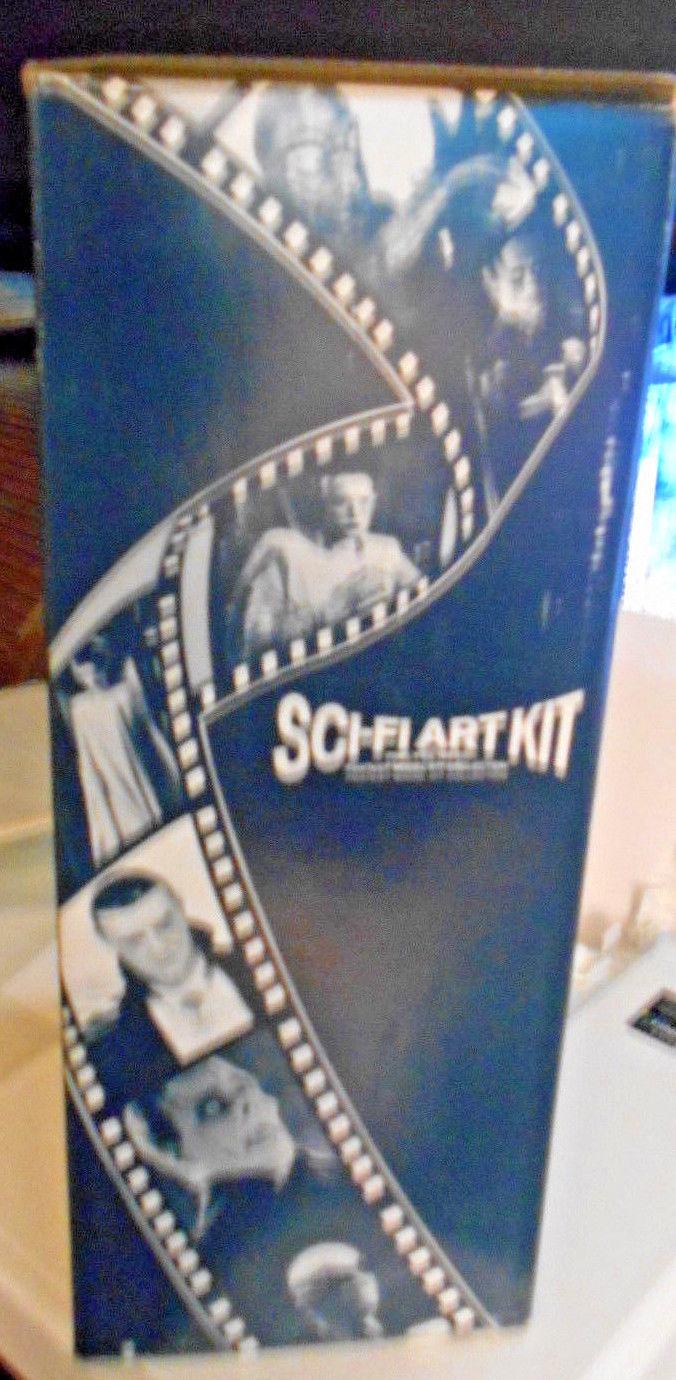 Sci-Fi Art Kit BRIDE OF FRANKENSTEIN Horizon, Fantasy Hobby MODEL KIT