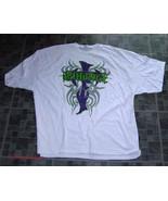 TNA Wrestling Jeff Hardy T-Shirt wwe hardy boys white - $16.99