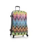 "Heys Colour Herringbone 2G Chevron Suitcase 30""... - $161.99"