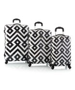Heys Deco Luggage 3PC Set Suitcases Fashion Har... - $404.99