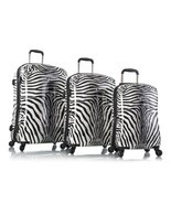 Heys Zebra Equus Fashion Spinner 3-piece Luggag... - $431.99