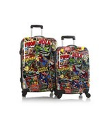 "Heys Marvel Comics Classic 2 pc Luggage Set 26""... - $152.99"