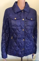 MICHAEL Michael Kors,ultra ligth weigth down, blue/taipe Jacket Size: S... - $74.02