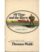 Of Time and the River: Volume 1 (Of Time & the River) [Apr 01, 1971] Wol... - $2.25