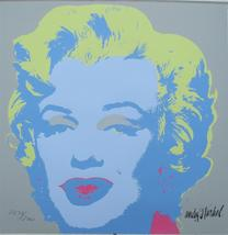 Andy WARHOL lithograph Marilyn MONROE limited e... - $960.00