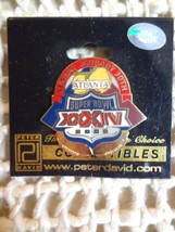 NFL Super Bowl 34 XXXIV ATLANTA GEORGIA January 30th, 2000 Metal Pin~NEW... - $9.48