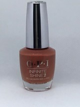 OPI Infinite Shine 2 Nail Polish Yank My Doodle .5 Fl Ounce Free Shipping!! - $9.89