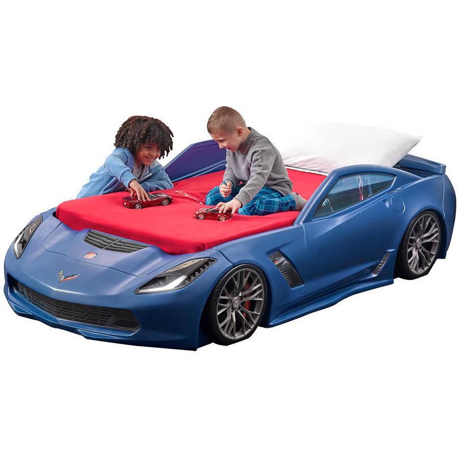Blue Corvette Bed 28 Images Toddler Bed Lovely Blue