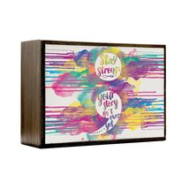 Inspired Home Your Story Isn't Over Yet Box Sign Size 4x5.5 - $14.70