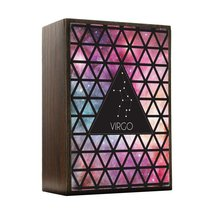 Inspired Home Zodiac Constellation - Virgo Box Sign Size 4x5.5 - $14.70