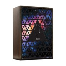 Inspired Home Zodiac Constellation - Libra Box Sign Size 4x5.5 - $14.70