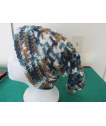 Handmade Womens Slouchy Lace Style Hat - $12.99