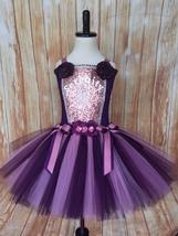 Birthday Tutu Dress Personalized, Girls Party Tutu Dress - $40.00+