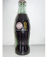 Atlanta 1996 Centennial Olympic Salute Coca Cola coke Bottle - $11.99