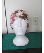 Handmade Womens Bun Style Hat - $12.99