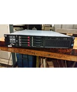 HP PROLIANT DL380 G7 SERVER E5649 2.53GHZ 146GB 10k SAS x4 16gb - $371.25