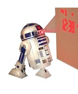 Star Wars Projection Alarm Clock-R2D2 Classic Vintage Collector Piece/To... - €54,24 EUR