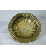 Vintage Avon HUDSON MANOR Silver plated Small Serving Candy Dish Bowl Italy - $16.81
