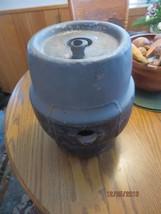 Oshkosh Brewing Company Chief Oshkosh advertising beer barrel keg scarce... - $166.25