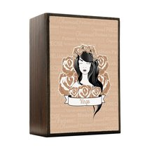 Inspired Home Zodiac Sign - Virgo Box Sign Size 4x5.5 - $14.70