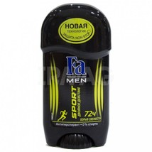 Fa Men Sport Energy Boost deodorant anti-perspirant roll-on- Made in Germany - $4.94