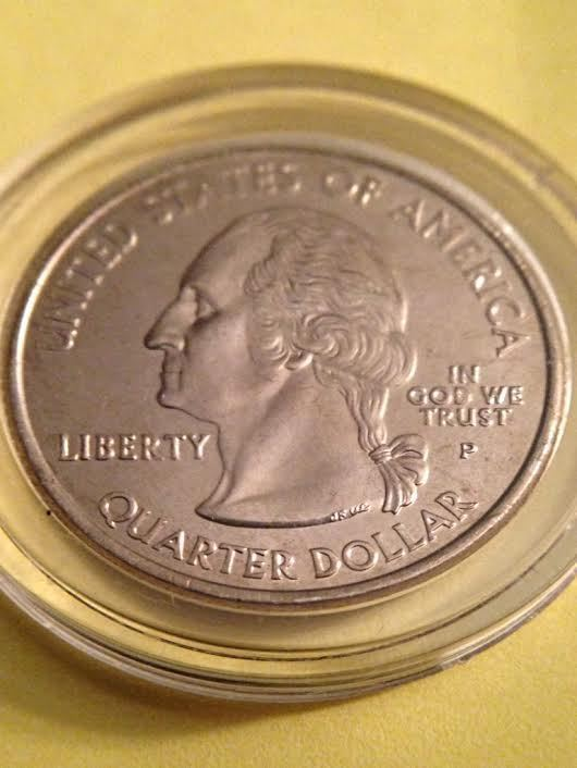 2005 P Kansas US States Quarter Series