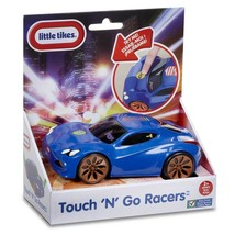 Little Tikes Touch N' Go Racers Blue Sportscar - $18.67