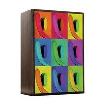 Inspired Home Pop Art - Hockey Box Sign Size 4x5.5 - $14.70