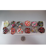 Lot of 12 Fun Adjustable Bling Rings NWT - $24.75