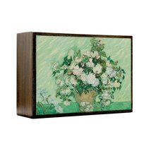 Inspired Home Vincent van Gogh - Roses Box Sign Size 4x5.5 - $14.70