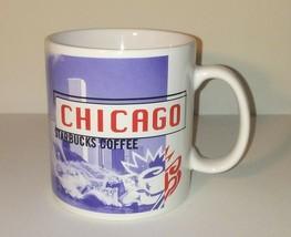 Chicago Starbucks Mug / 20 oz 1999 / Coffee Tea Home Office Decor Vintage - $24.24
