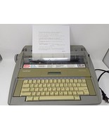 Brother SX-4000 Portable Electronic Typewriter (SX-4000) - $380.00