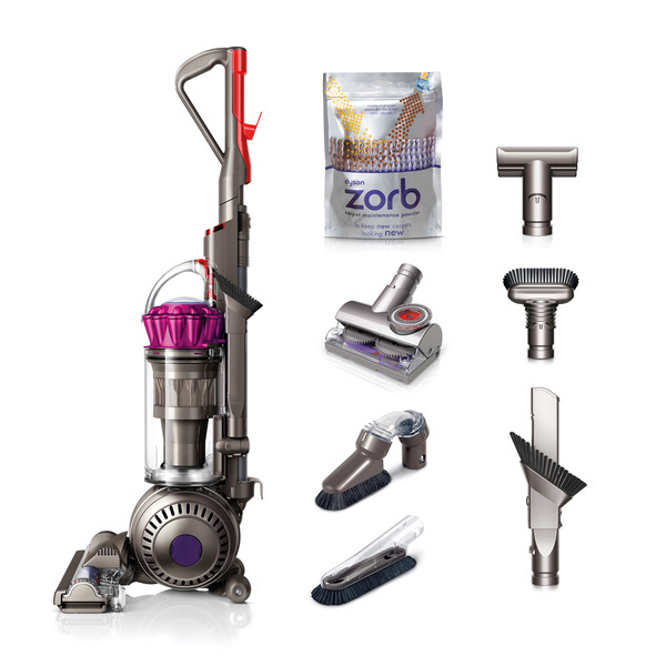dyson dc65 animal complete upright vacuum cleaner bonus tools zorb vacuum cleaners. Black Bedroom Furniture Sets. Home Design Ideas