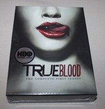 True Blood - The Complete First Season DVD 2009 New Sealed Free Shipping - $12.38