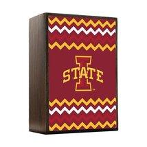 Inspired Home Iowa State Cyclones - Chevron Box Sign Size 4x5.5 - $14.70