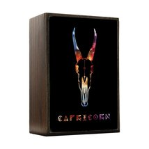 Inspired Home Cosmic Zodiac - Capricorn Box Sign Size 4x5.5 - $14.70