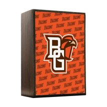Inspired Home Bowling Green Falcons - NCAA Box Sign Size 4x5.5 - $14.70