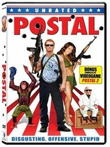 POSTAL: The Movie Unrated DVD Edition Plus Coll... - $21.99